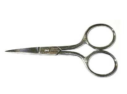 Ножницы маникюрные, прямые (ручная заточка) Zinger zo-B-105-D-SH