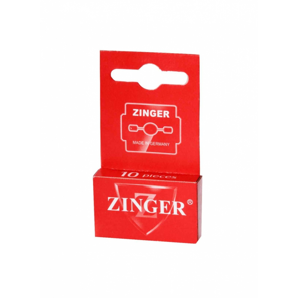 Лезвия Zinger Red (10шт) (413)