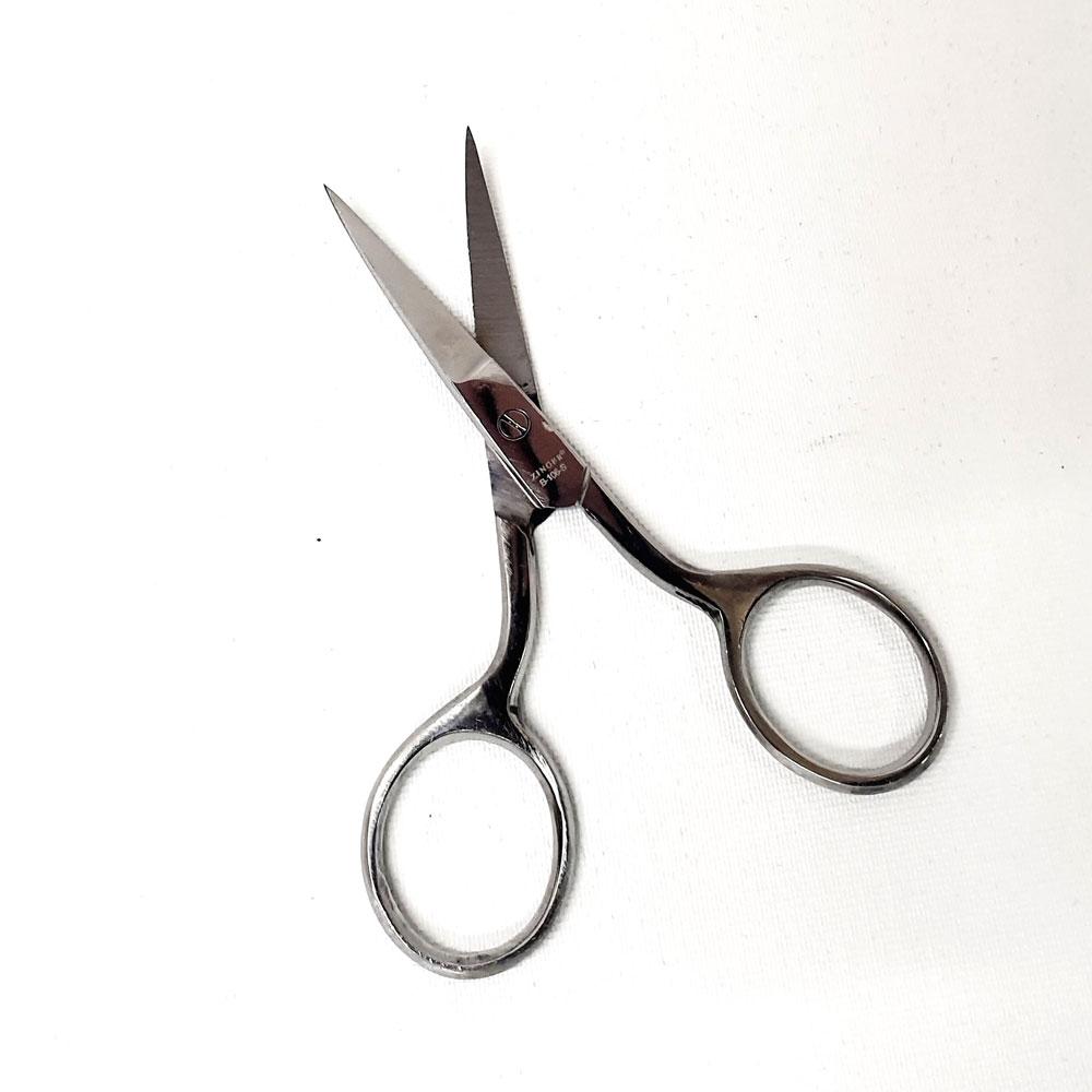 Ножницы маникюрные, закругленные Zinger zs-B-106-S