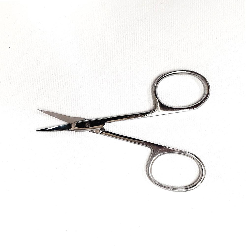 Ножницы для кутикулы, закругленные Zinger zs-B-128-S