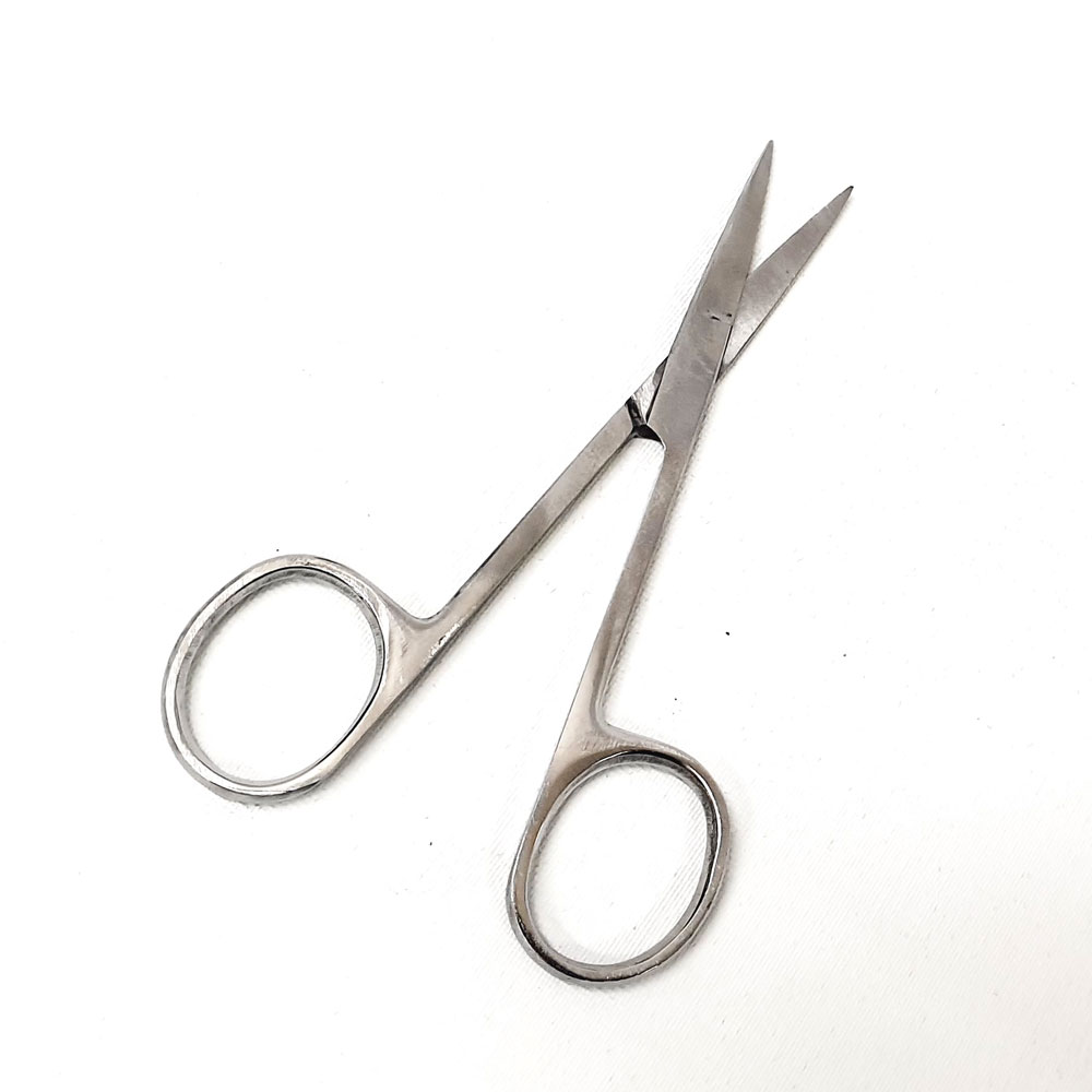 Ножницы маникюрные удлиненные, прямые Zinger zs-B-140-S-str