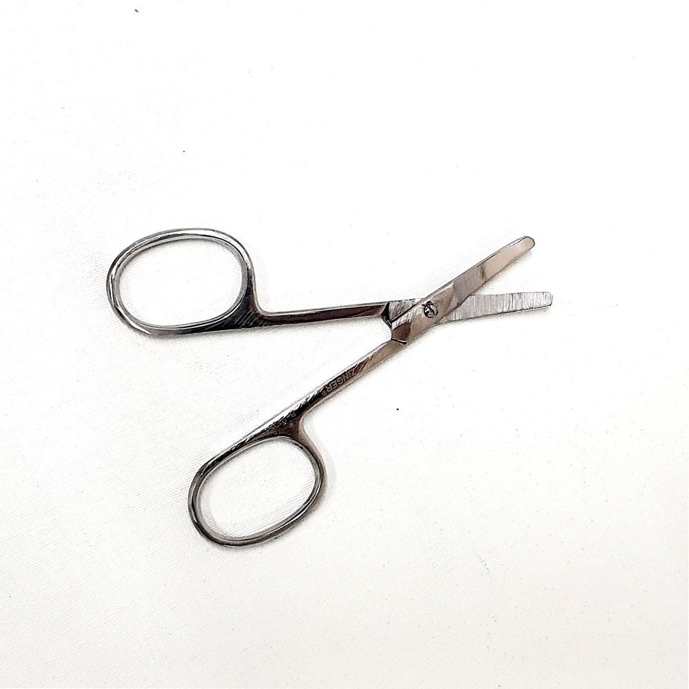 Ножницы маникюрные, безопасные, тупоносые Zinger zs-B-2105-S