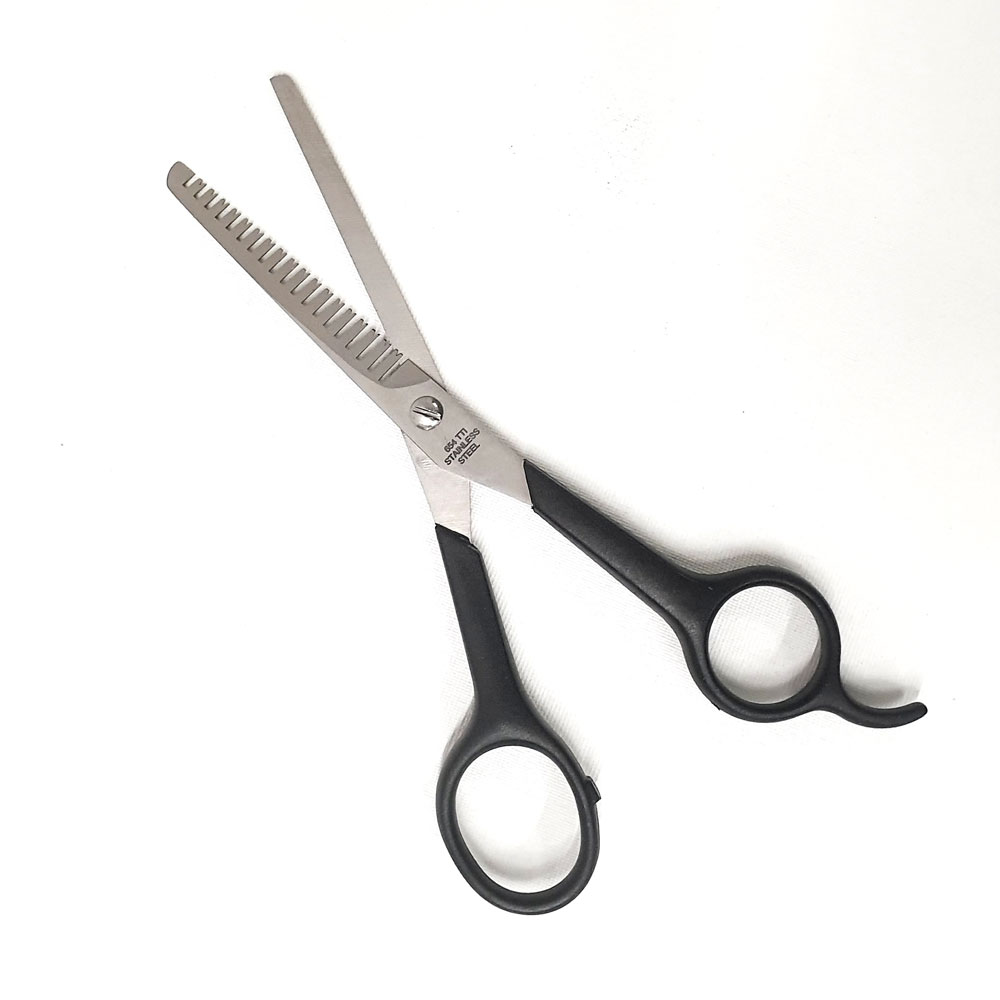 """Ножницы парикмахерские, филировочные 6.75"""" Zinger qs-10654-TTI (блистер)"""