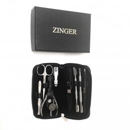 Маникюрный набор на молнии (8 предметов) Zinger zo-MS-1303-3 SM