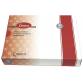 Маникюрно-педикюрный набор на молнии, прямоугольный (10 предметов) qs-MS-22405-S Zinger